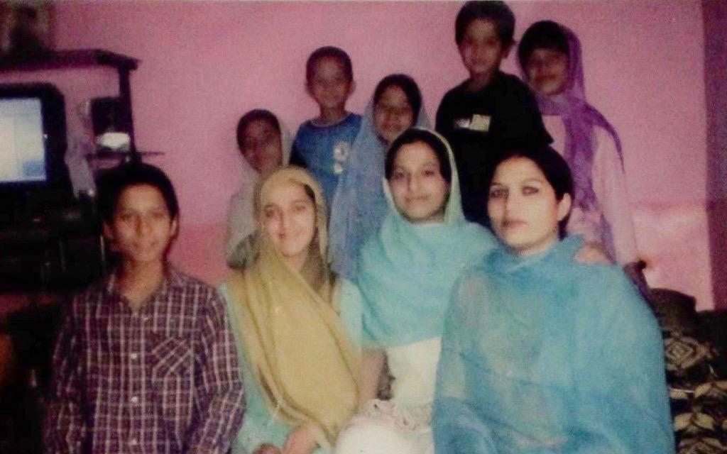 Thaminas privata bild. Tagen i Kabul, Afghanistan