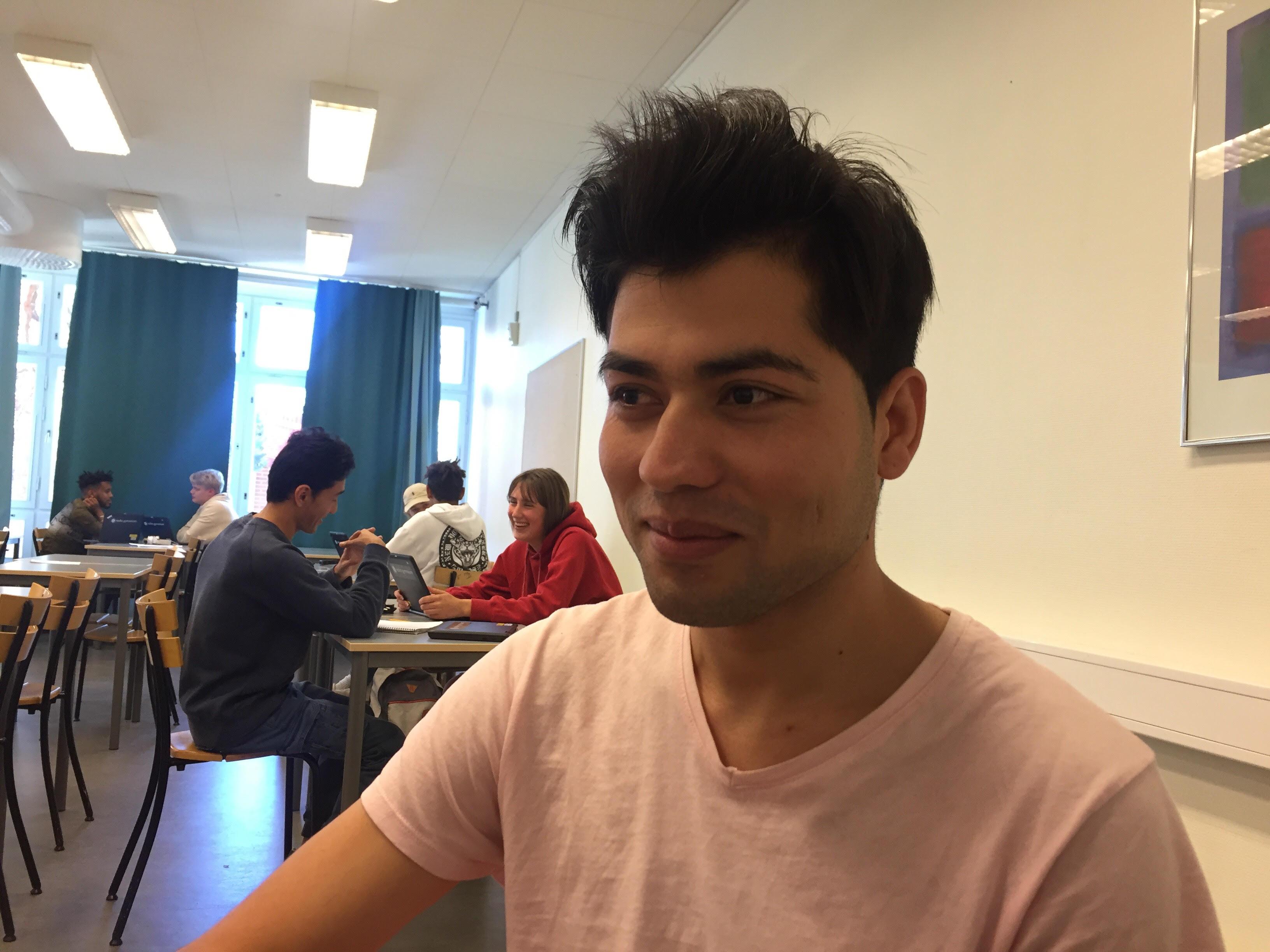 FOTO: Tyra Halldén
