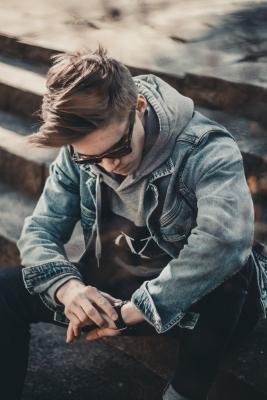 Modell: Hugo Hoff