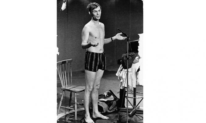 Bild från DN 1966. Fotograf okänd.